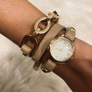 Decorative Wrap Watch Bracelet ♡